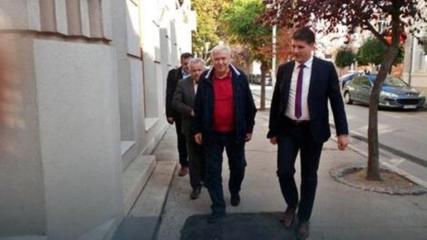 Павић и Чубриловић сутра у Требињу