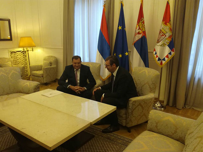 Додик: Србија се неће мијешати у изборе у БиХ