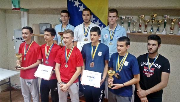 Кадети Леотара прваци, а јуниори вицепрваци БиХ