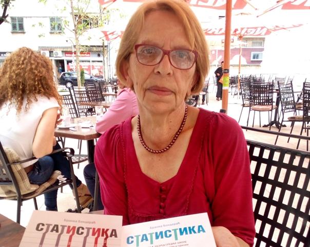 Уџбеници за статистику професорице из Требиња: Путоказ у учењу