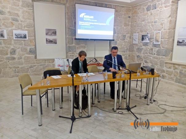 """Отворена изложба """"Жељезница у Требињу и околини кроз вријеме"""""""