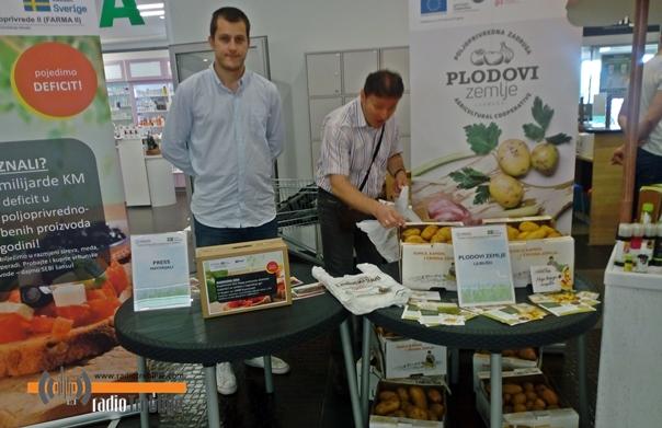 Промоција домаћих производа у Бингу