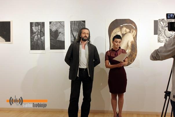 """""""Графичко бијенале младих БиХ"""" отворено у Културном центру"""