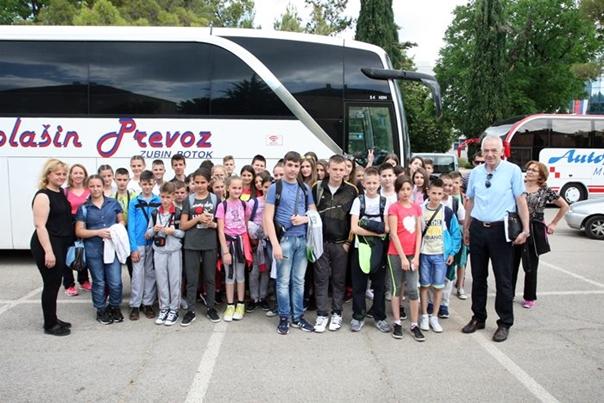 У Требиње данас стижу дјеца са Косова и Метохије