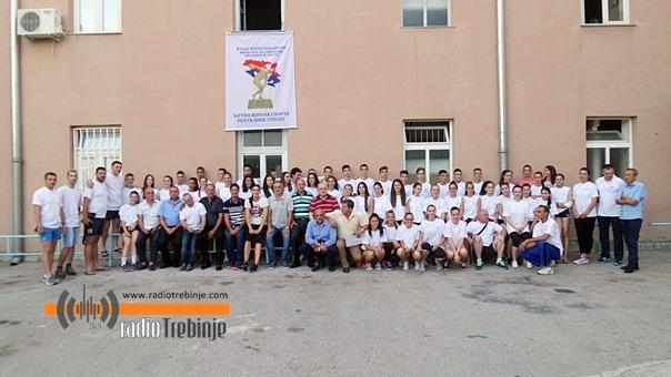 Љетна школа спорта у Требињу окупиће 1500 спортиста