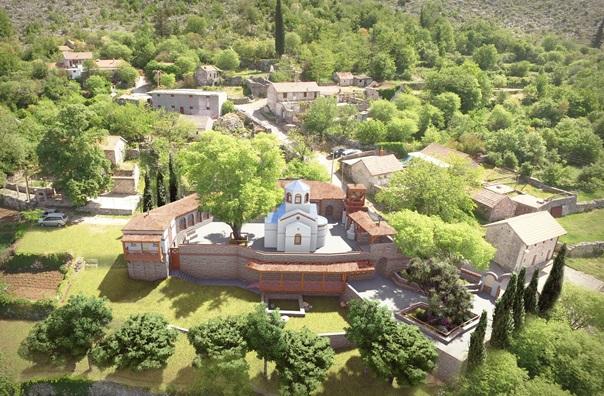 Odabrano najbolje arhitektonsko rješenje za Duhovni centar u Mrkonjićima