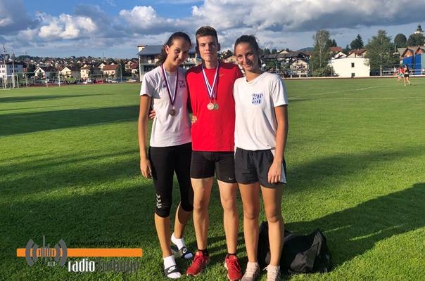 Медаље за требињске атлетичаре