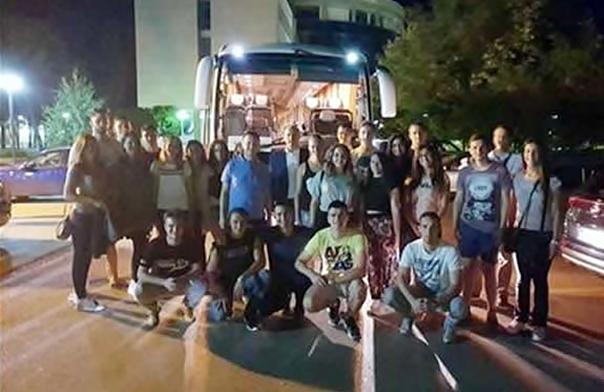 Град Требиње наградио најбоље студенте петодневним путовањем