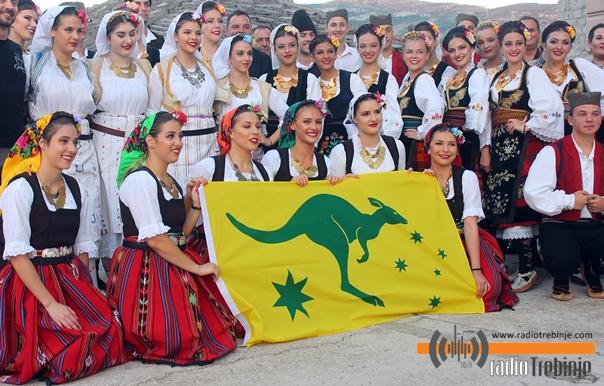 """Приредили заједнички концерт: """"Алат"""" угостио фолклорно друштво из Аустралије"""