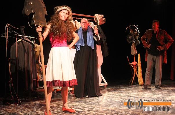 Поигравање са Шекспиром на црногорски начин