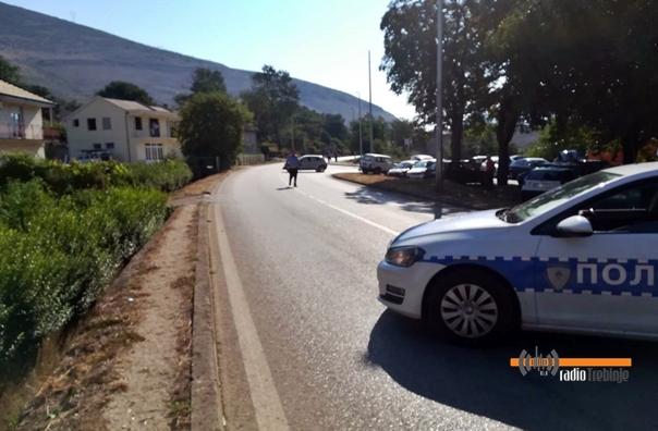 U saobraćajnoj nesreći poginuo pješak