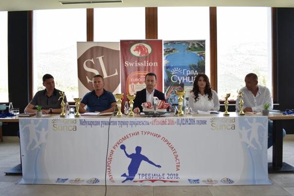 Најава: Рукометни турнир пријатељства Требиње 2018