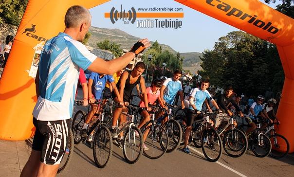 У суботу бициклистичка трка Требиње - Дужи - Требиње