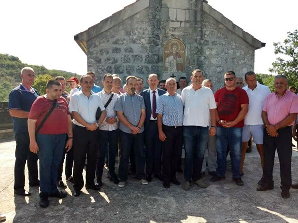 У Главској прослављена слава цркве