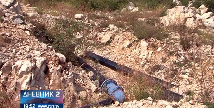 Напредују радови на изградњи система за наводњавање
