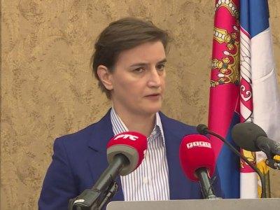 Brnabić: Srbija spremna za borbu protiv sajber kriminala
