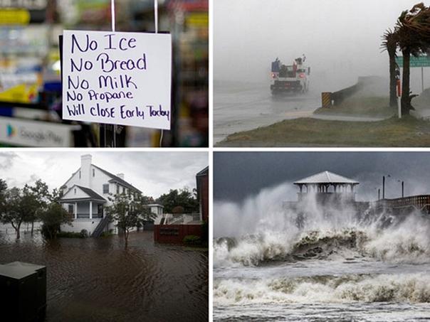 Монструозни ураган стигао до САД, званичници упозоравају - касно је за евакуацију