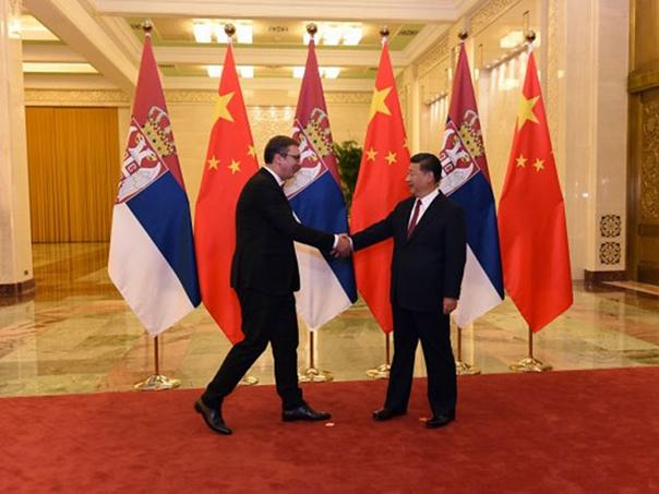 Vučić se sastao sa Si Đinpingom