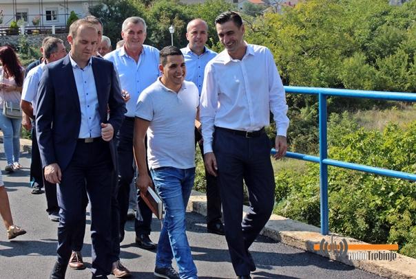 На радост мјештана Горице и Полица: Жељезнички мост коначно реконструисан