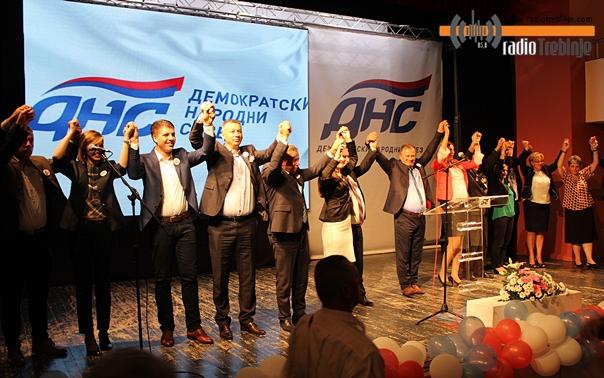 ДНС: Доказани кадар за економски просперитет Српске