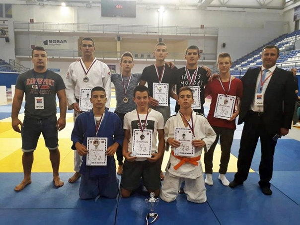 Џудисти освојили 10 медаља на два турнира