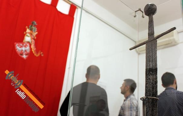 Oružje ratnika srednjeg vijeka pred posjetiocima muzeja (FOTO)
