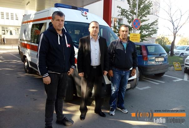Требињска Болница купила ново возило