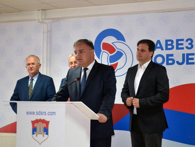 Centralna izborna komisija kaznila SzP sa rekordnih 28.000 KM