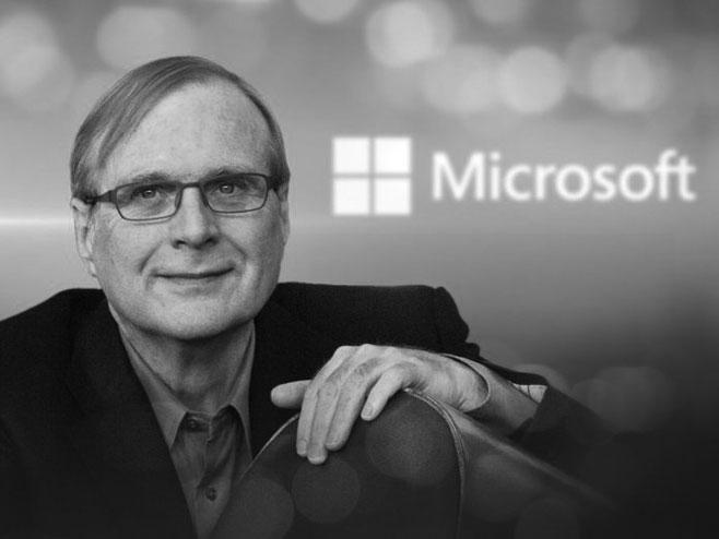 Умро суоснивач Мајкрософта
