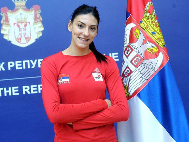 Тијана Бошковић најбоља играчица СП!