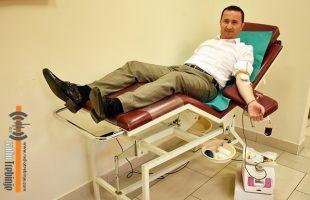 Radnici Gradske uprave darovali krv
