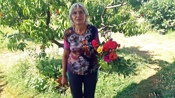 Оаза мира надомак Требиња: Њено величанство – ружа