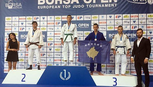 Три медаље за џудисте Леотара у јакој конкуренцији
