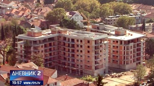 Требиње право градилиште: Уложено више десетина милиона марака