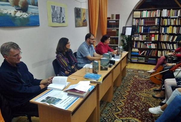 У Народној библиотеци приређено вече поезије Жељка Сулавера