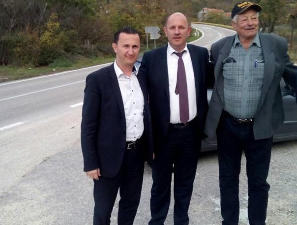 Петровић и Ћурић у Струјићима: Настављамо развој Поповог поља