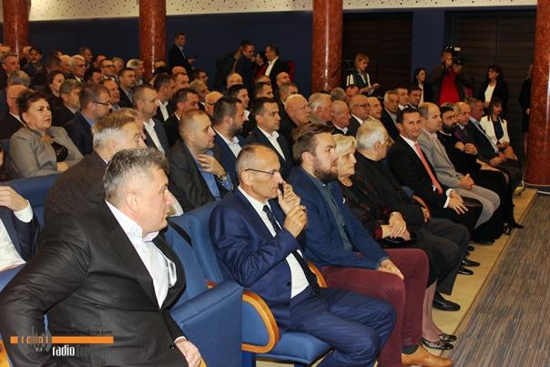 Svečana sjednica Skupštine grada povodom 100 godina od oslobođenja Trebinja u Velikom ratu