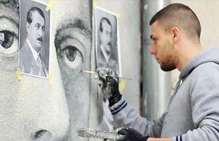 Нови портрет Јована Дучића у настајању (ВИДЕО)