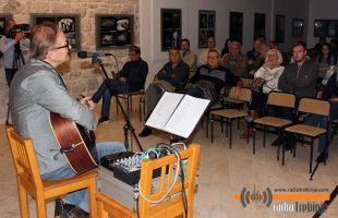 Повратак емоцији: Брано Ликић свирао требињској публици