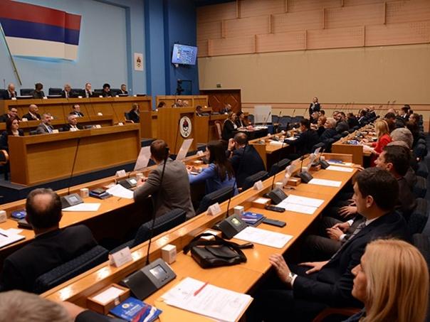 Narodna skupština o izboru nove Vlade Srpske