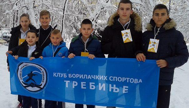 KBS Trebinje: Tri medalje na prestižnom turniru