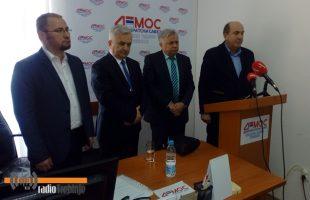 ДЕМОС: Подршка кандидату СНСД-а Мирку Ћурићу на пријевременим изборима