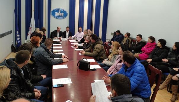 Одржан састанак Иницијативног одбора ДЕМОС-а Требиње