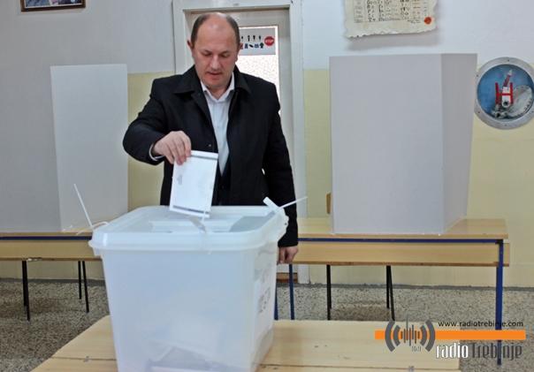 Петровић гласао за свог насљедника