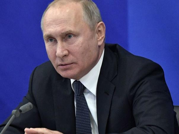 Putin danas na Krimu