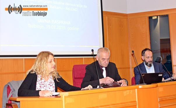 Održana javna rasprava za drugi javni poziv projekta ReLoaD