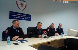 Policijska uprava Trebinje: Veći priliv migranata