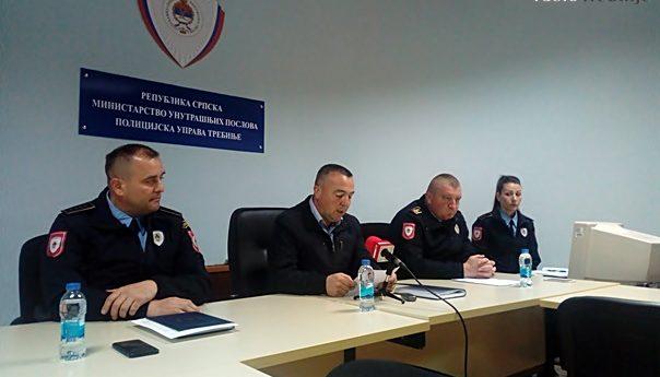 Полицијска управа Требиње: Већи прилив миграната