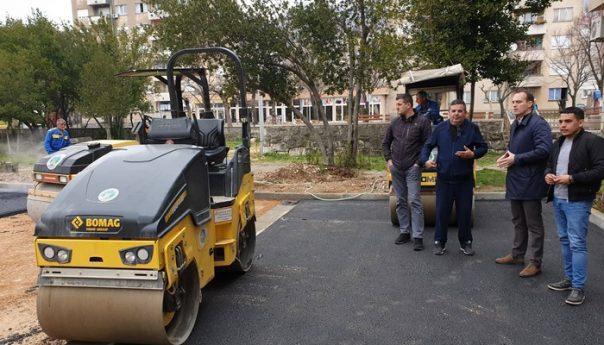 ХЕТ са 115.000 КМ финансирао уређење улице