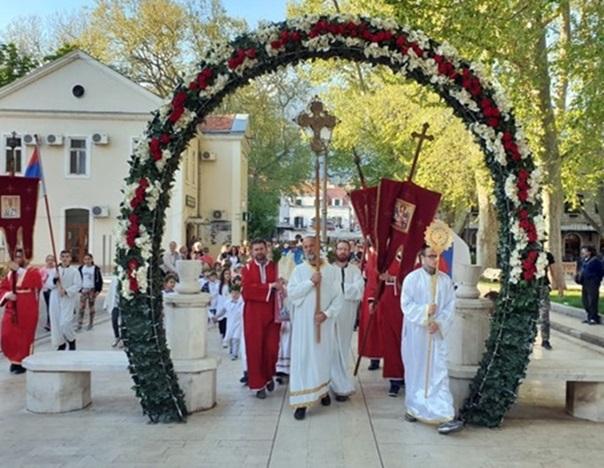 U Trebinju proslavljena Vrbica (FOTO)
